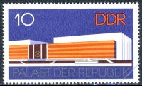 DDR 1976 Mi-Nr. 2121 ** Eröffnung des Palastes der Republik