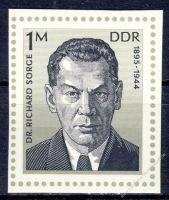 DDR 1976 Mi-Nr. 2115 ** Dr. Richard Sorge