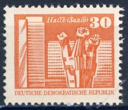 DDR 1981 Mi-Nr. 2588 ** Aufbau in der DDR