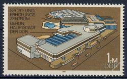 DDR 1981 Mi-Nr. 2600 ** Sport- und Erholungszentrum Berlin