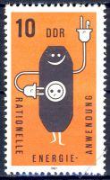 DDR 1981 Mi-Nr. 2601 ** Rationelle Energieanwendung