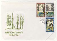 DDR 1981 FDC Mi-Nr. 2611-2616 SSt. Landschaftsparks